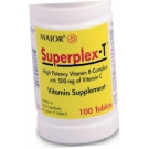 Superplex-T Vitamin Supplement - 100 Tablets