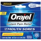 Orajel Medicated Mouth Sore Swabs Maximum Strength - 12ct
