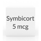 Symbicort 80-4.5 mcg Inhaler (120 Actuations)