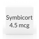 Symbicort 80-4.5 mcg Inhaler (120 Actuations 10.2 grams)