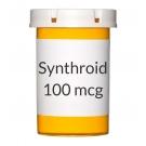 Synthroid 100mcg Tablets
