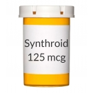Synthroid 125mcg Tablets