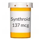 Synthroid 137mcg Tablets