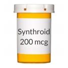 Synthroid 200mcg Tablets