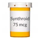 Synthroid 75mcg Tablets