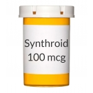 Synthroid 100mcg Tablets