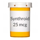 Synthroid 25 mcg Tablets
