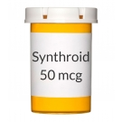 Synthroid 50mcg Tablets