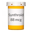 Synthroid 88mcg Tablets