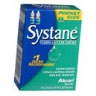 Systane Lubricant Eye Drops - 2 Bottles (5ml)