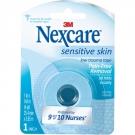 Nexcare Sensitive Skin Low Trauma Tape 1 x 144 inch