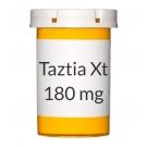 Taztia Xt 180mg Capsules