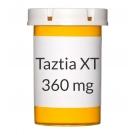 Taztia XT 360mg Capsules