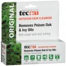 Tecnu Original Outdoor Skin Cleanser for Poison Oak and Ivy - 4oz