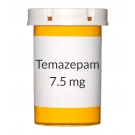 Temazepam (Generic Restoril) 7.5 mg Capsules