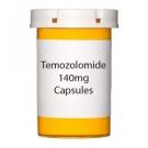 Temozolomide 140mg Capsules- 5ct