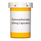 Temozolomide 20mg Capsules- 5ct