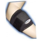 Tennis Elbow Plus Pad Black Large/Extra Large-Bell Horn