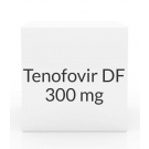 Tenofovir (Viread) DF 300mg Tablet- 30 ct Bottle