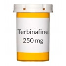 Terbinafine 250 mg Tablets (Generic Lamisil)