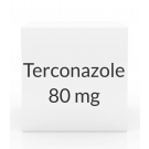 Terconazole 80 mg Vaginal 3-Suppositories