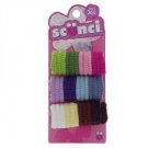 ScünciMini Terry O Pony Tail Holders- 36ct- 3 Packs