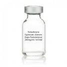 Testosterone Cypionate  (Generic Depo-Testosterone) 200mg/ml- 1ml Vial