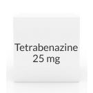 Tetrabenazine 25mg Tablets