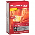 Thermacare Lower Back & Hip Pain Therapy Heatwraps - S-M size, 2ct