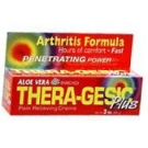 Thera-Gesic Plus Creme - 3oz