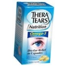 Theratears Nutrition Dry-Eye Relief Capsules - 90 ct