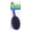 Conair® The Basics Thick & Wavy Control Cushion Brush- 3ct (Colors May Vary)