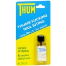 THUM Thumb Sucking, Nail Biting Liquid- 0.2oz