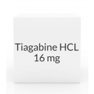 Tiagabine HCL 16mg Tablets