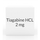 Tiagabine HCL 2mg Tablets