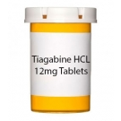 Tiagabine HCL 12mg Tablets