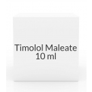 Timolol Maleate 0.5% Ophthalmic Solution - 10 ml Bottle (Greenstone)