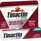 Tinactin 1% Antifungal Foot Cream - 0.5 oz
