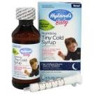 Hyland's Baby Nighttime Tiny Cold Syrup - 4oz