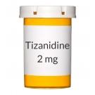 Tizanidine 2mg Tablets (Generic Zanaflex)