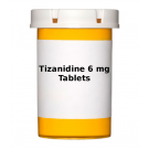 Tizanidine 6mg Tablets