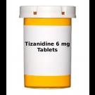 Tizanidine 6mg Capsules