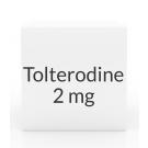 Tolterodine 2mg Capsules (Greenstone)