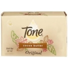 Tone Original Cocoa Butter Bath Bar- 3.5oz- 6ct