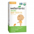 Wellements® Organic Baby Tooth Oil- 0.5oz