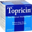 Topricin Pain Relief Cream Jar - 4 oz