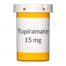 Topiramate 15mg Sprinkle Capsules