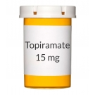 Topiramate 15mg Sprinkle Capsules