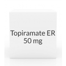 Topiramate ER 50mg Capsules