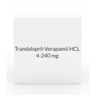 Trandalopril-Verapamil HCL ER 4-240mg Tablets